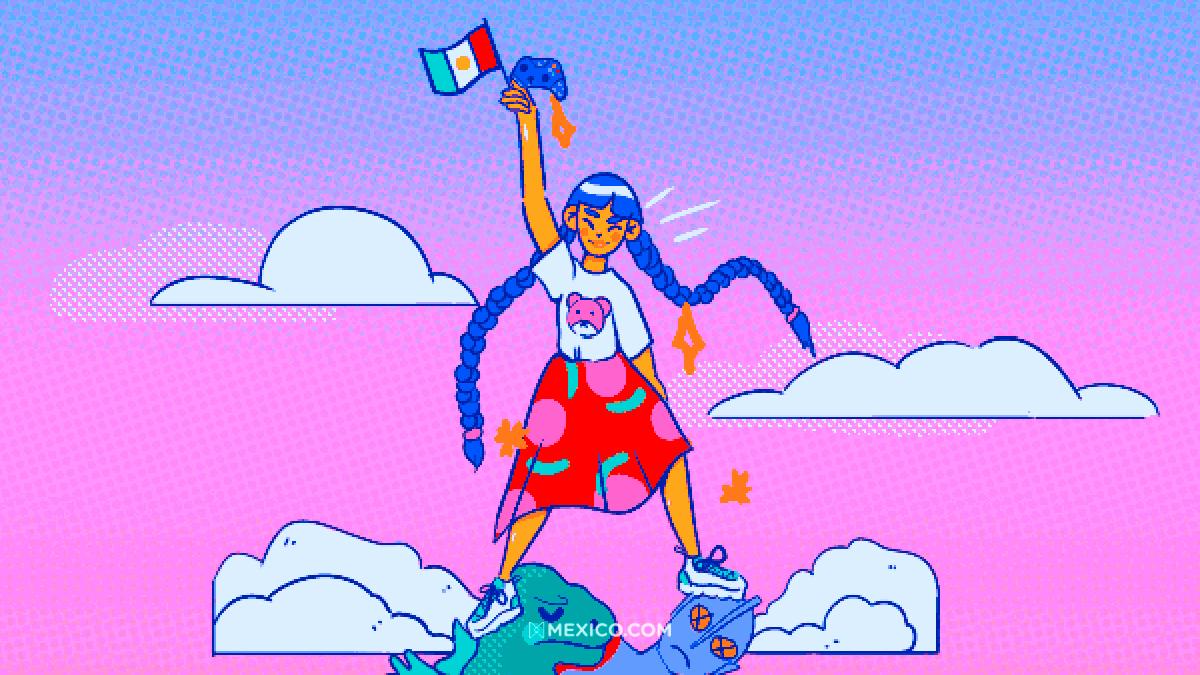 9 mexicanas que la están rompiendo en el mundo de los videojuegos
