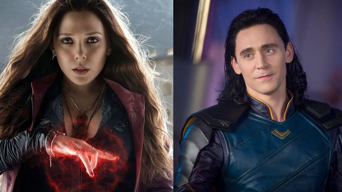 ¿Tendrán Loki y Scarlet Witch sus propias series de televisión?