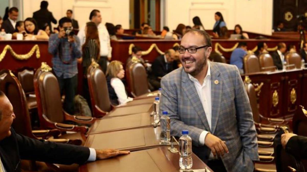 PRD inicia proceso para expulsar de sus filas a Mauricio Toledo