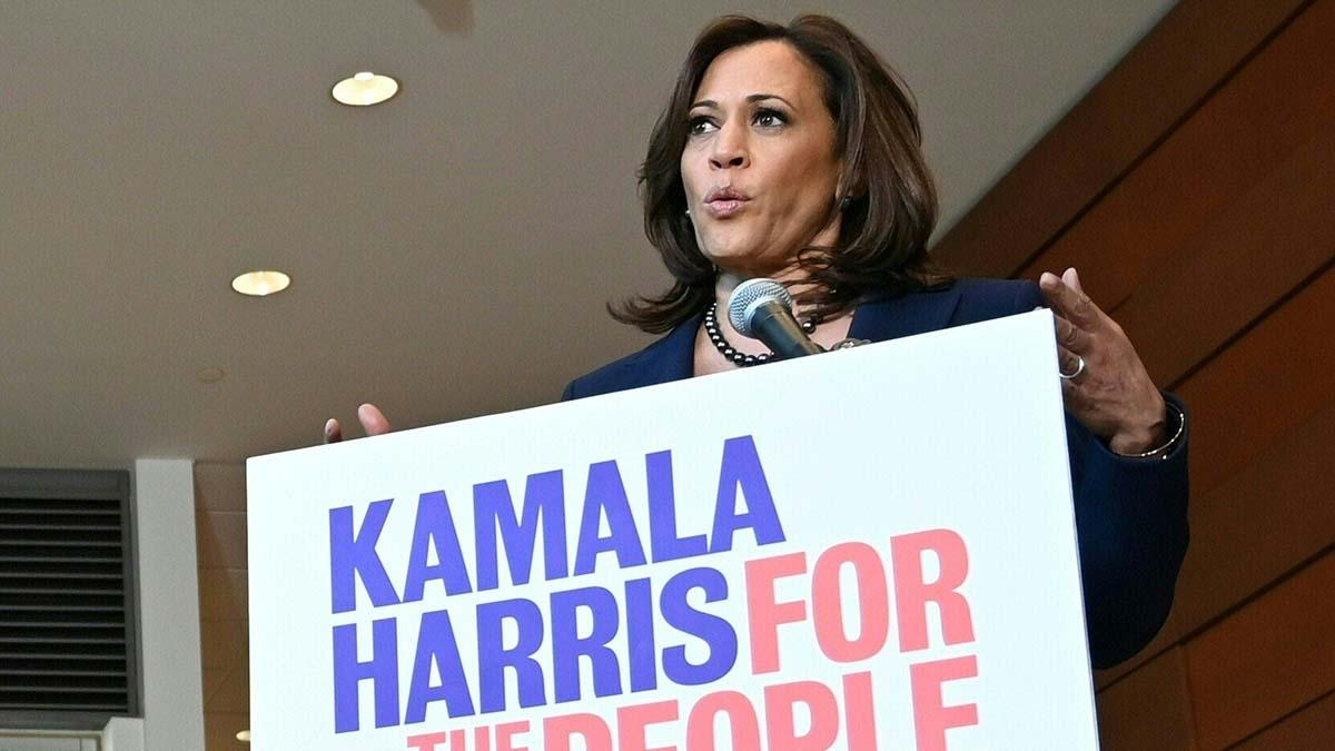 Ella es Kamala Harris, la senadora de California que va por la Casa Blanca en 2020