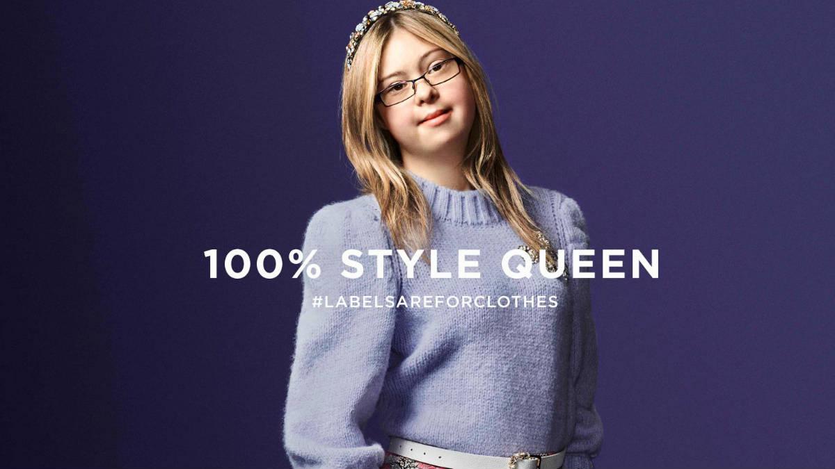 'Las etiquetas son para la ropa', una campaña publicitaria que apuesta por la inclusión