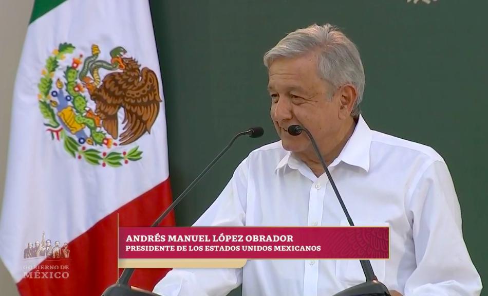 AMLO pide no estigmatizar a Badiraguato, el pueblo del Chapo