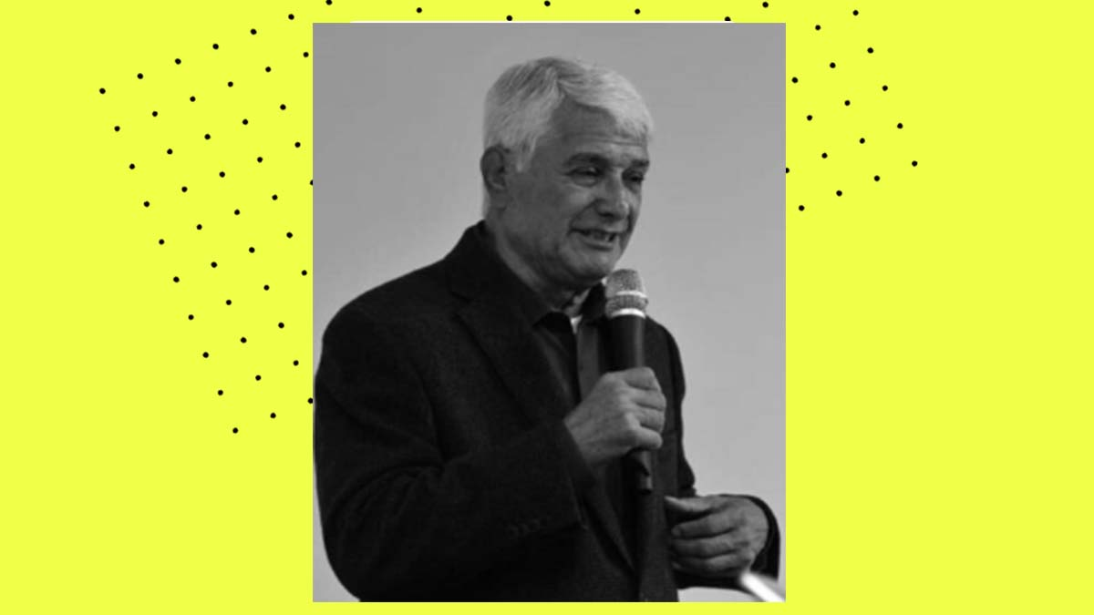 Murió Virgilio Caballero, diputado local de CDMX y periodista