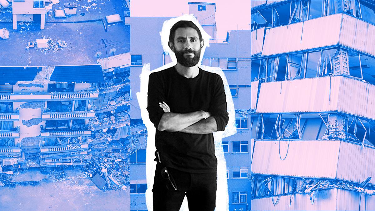Santiago Arau, el cronista visual de una ciudad devastada tras el 19-S