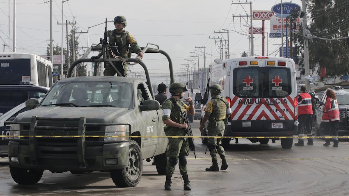 Ejército regresaría a los cuarteles de no aprobarse la Guardia Nacional