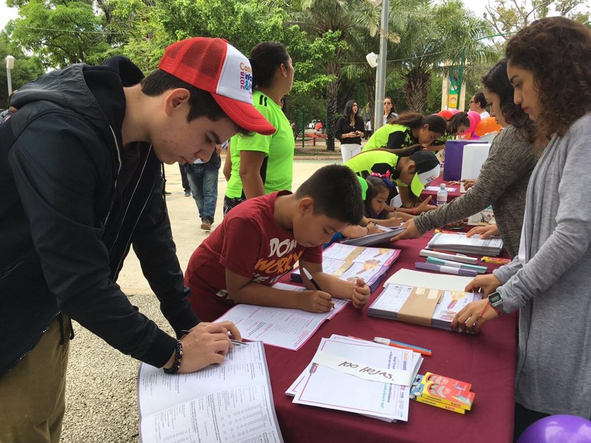 Niños, niñas y adolescentes participan en consulta nacional sobre violencia y discriminación