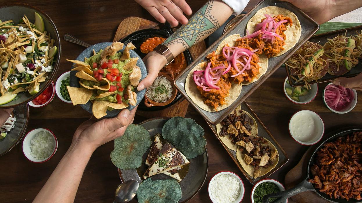 La Federal: una cantina gourmet para momentos de juerga en la CDMX