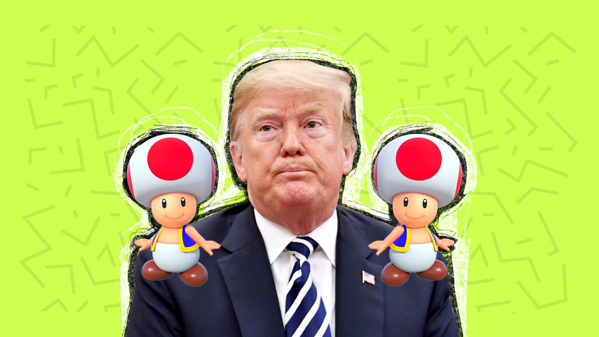 La descripción del pene de Trump que no querías conocer