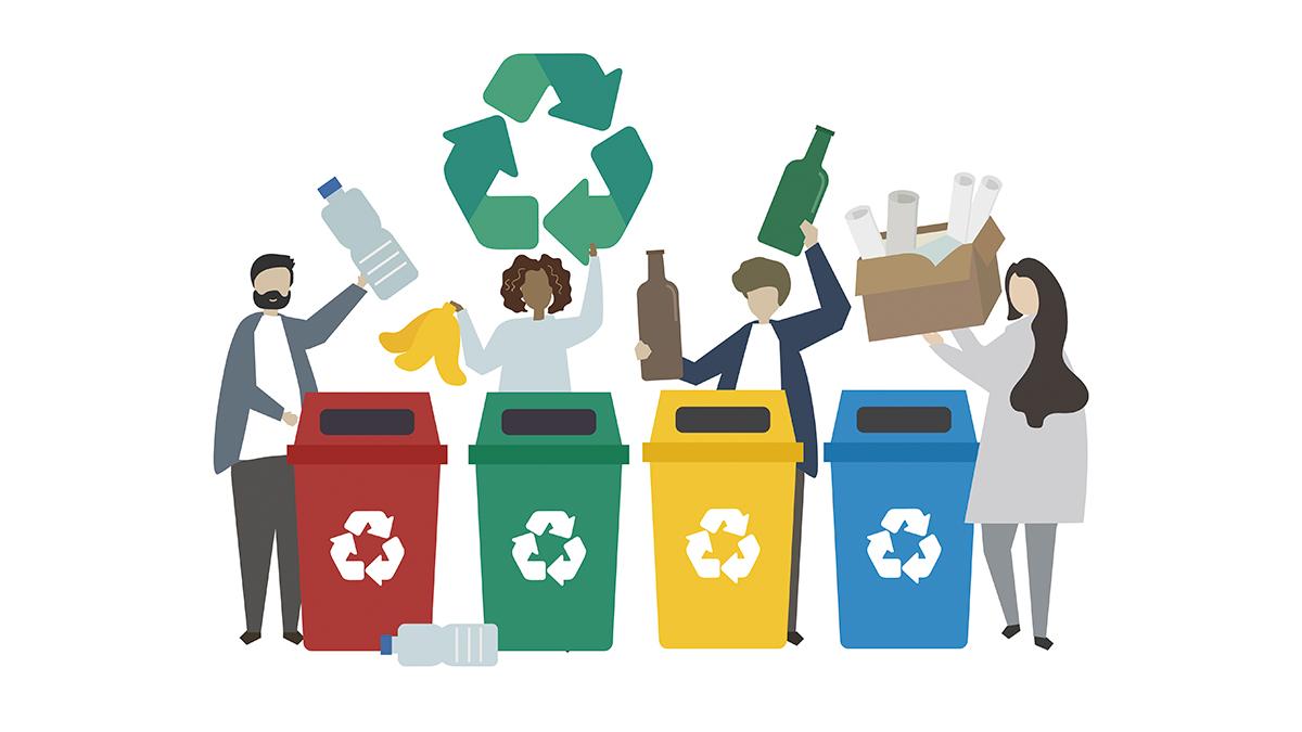 5 lugares para reciclar unicel, metal y desechos electrónicos en CDMX