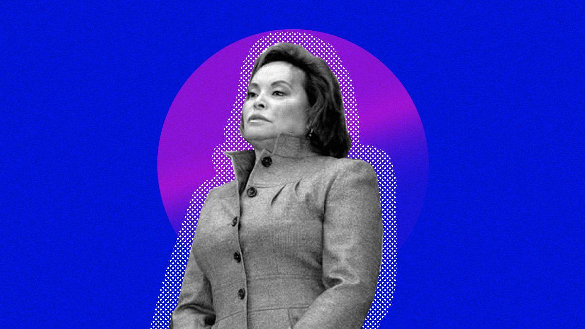 Elba Esther Gordillo reitera que va por dirigencia del SNTE