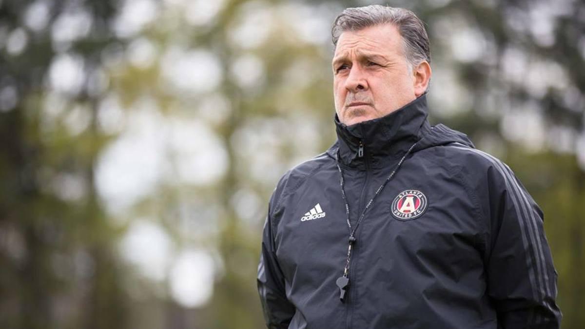'El Tata' Martino y su romance de cuatro años con la Selección Mexicana
