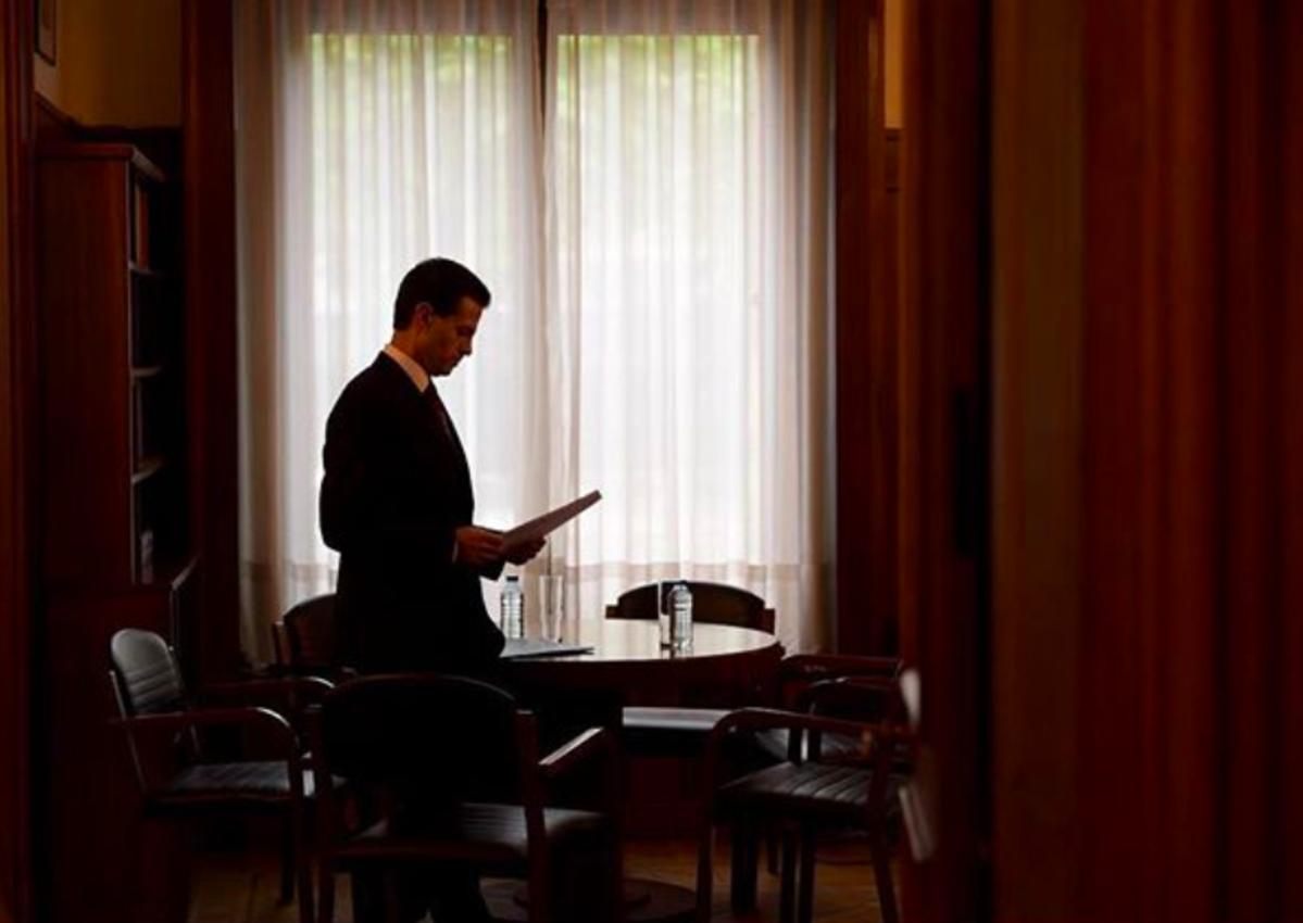 Peña Nieto hace una ¿anhelada? cuenta regresiva en Instagram