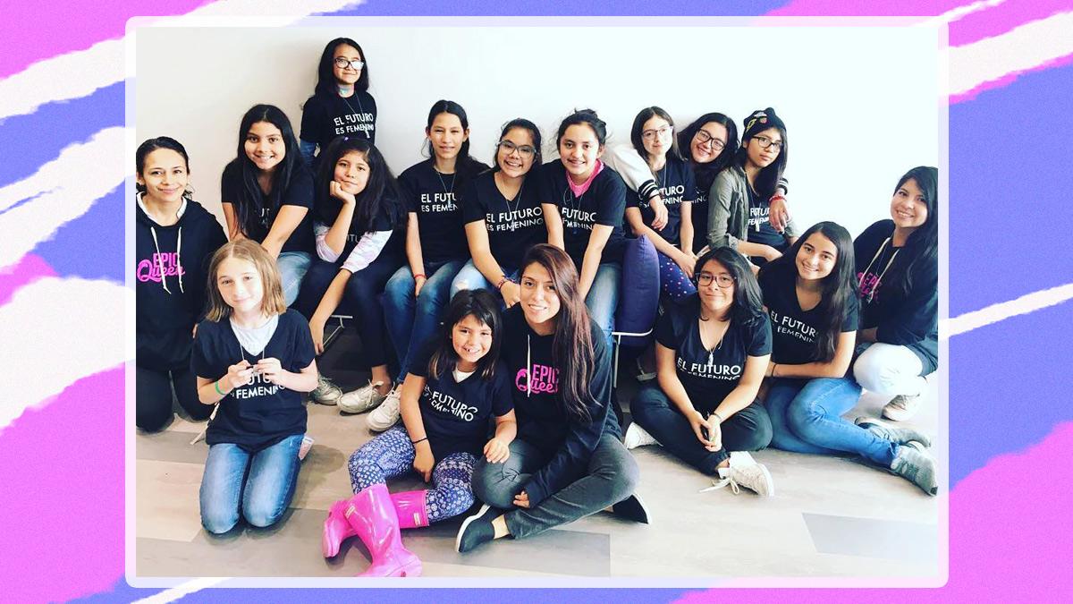 Epic Queen: chicas empoderadas con tecnología