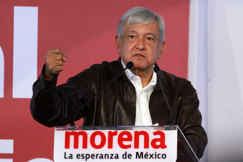AMLO ahora dice que México está en crisis