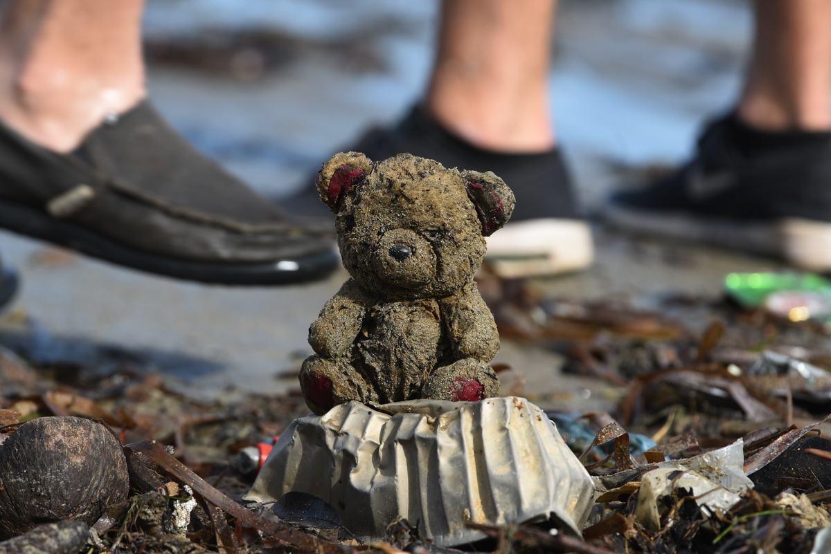 Así será disuelta la isla de basura que flota en el Caribe