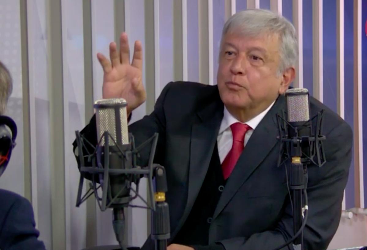 Enjuiciar a expresidentes pondría en riesgo estabilidad: AMLO