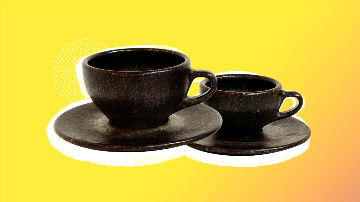 Tu café se puede convertir en una taza para beber... tu próximo café