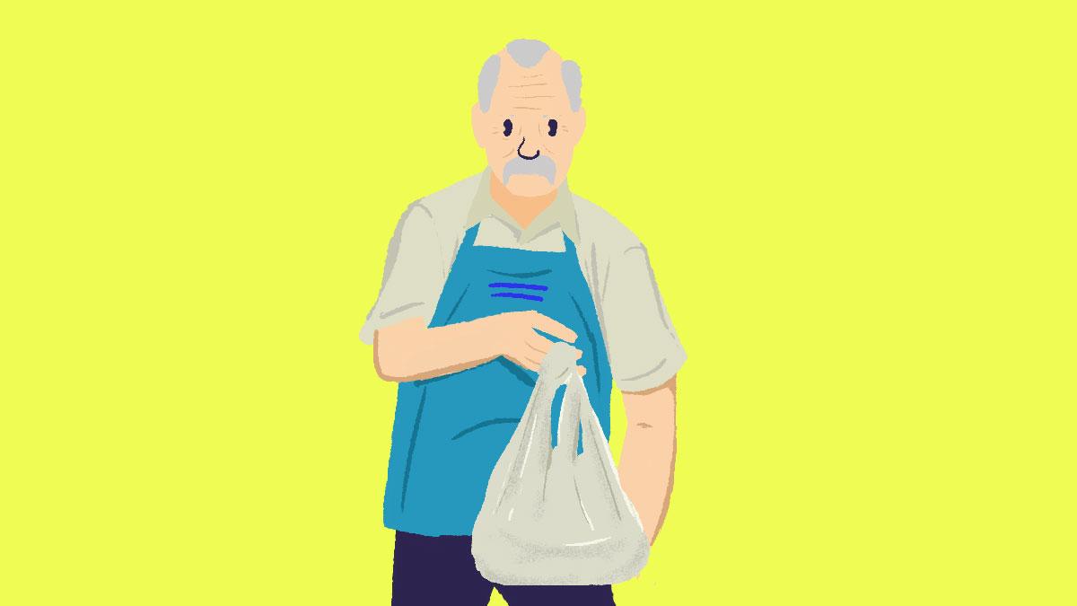Más de 10 mil abuelos trabajan como cerillos sin ninguna prestación