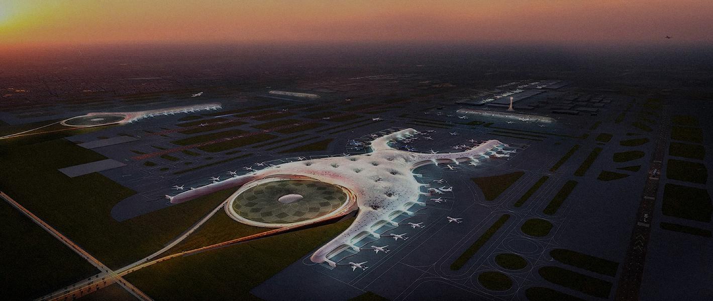 La posible cancelación del Aeropuerto en Texcoco sería una señal negativa, Moody's