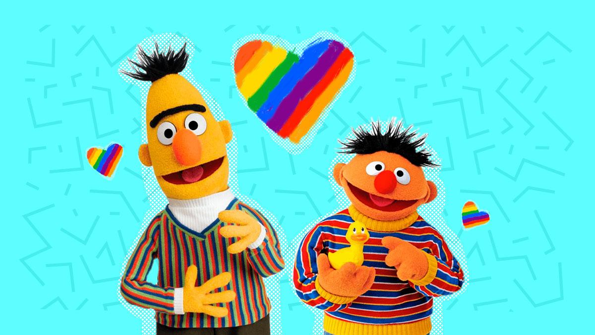 El creador de Beto y Enrique confiesa que sus personajes son gays