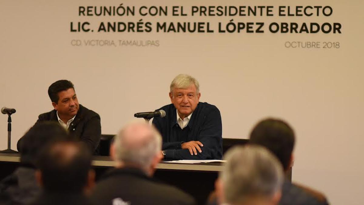 AMLO ofrece visas de trabajo a centroaméricanos apenas inicie su gobierno