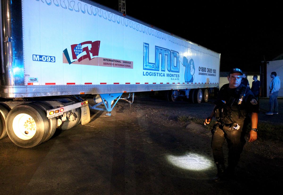 Hay un segundo tráiler con cuerpos en Jalisco; suman 250 cadáveres
