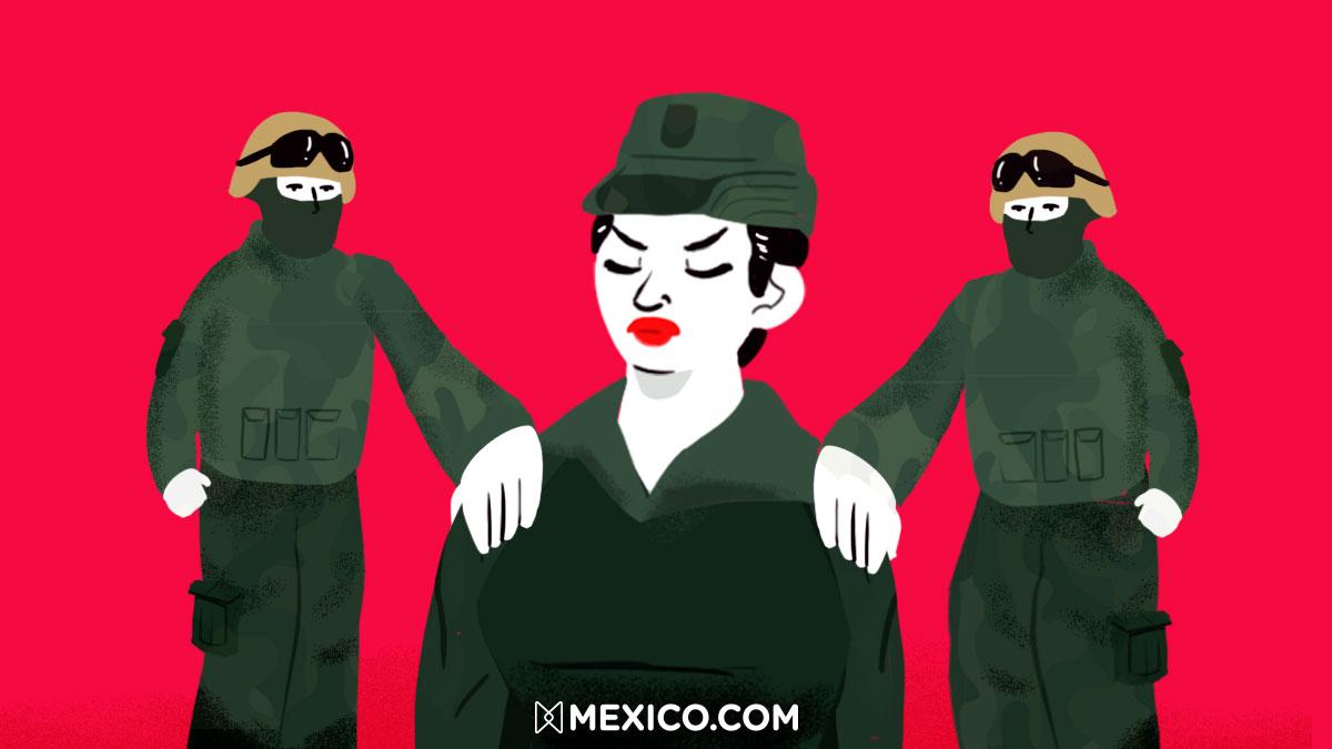 La violencia sexual en el Ejército mexicano: silencio y cifra negra